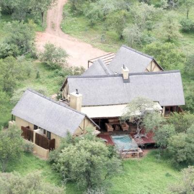 Villa Mahlangeni - Vakantievilla in Zuid-Afrika