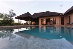 Villa Bushman - vakantiewoning in Zuid-Afrika