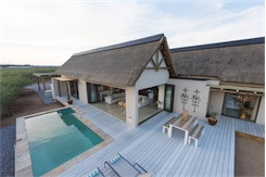 Villa Drakensig - Accommodatie Zandspruit Estate huren
