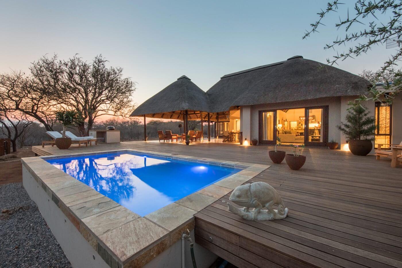 Lethabo Lodge - Hoedspruit - Zuid Afrika