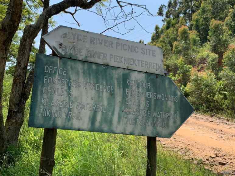 Mariepskop - Zuid-Afrika