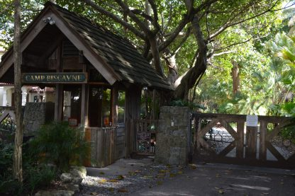 Camp Biscayne Front
