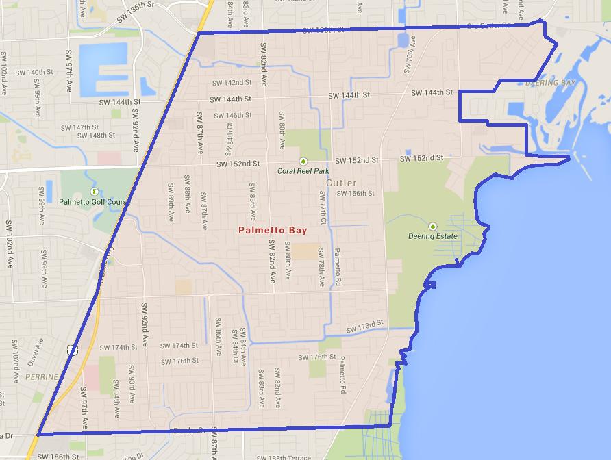 Palmetto Bay  FL   Google Maps