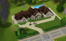 Sims 3 Mansions Homes Of Rich Reader