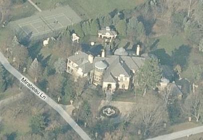 Addresses of Mansions featured on MTV Teen Cribs  Season
