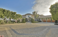 Exquisite Bel Air Mansion with Park Like Grounds and ...