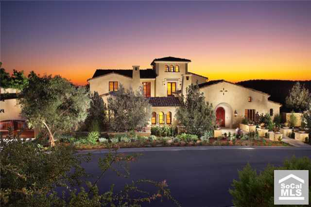 Newly Built Spanish Style Estate In Irvine CA  Homes of the Rich