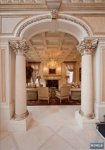 Kedar Massenburgs Saddle River NJ Mansion Hits The Market  Homes of the Rich