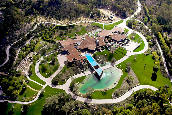 The Suncatch Estate  Homes of the Rich