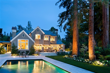 Charming 175 Million Home In Atherton CA  Homes of the