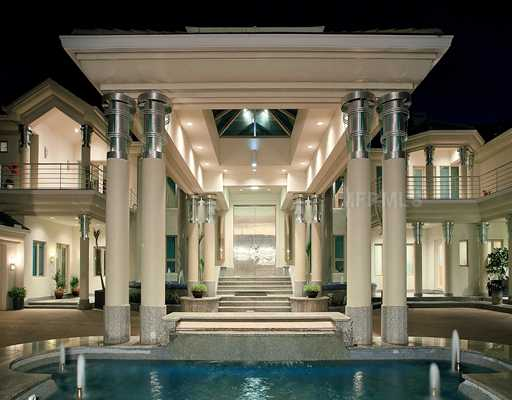 22000 Square Foot Contemporary Mega Mansion In Orlando FL  Homes of the Rich