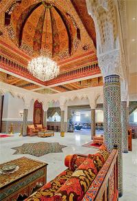 Jaw Dropping Moroccan Style Estate In Houston, TX
