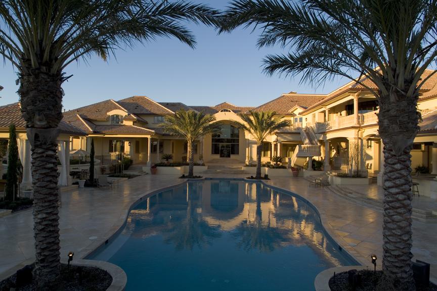 Vince Carters Windermere FL Mega Mansion  Homes of the Rich