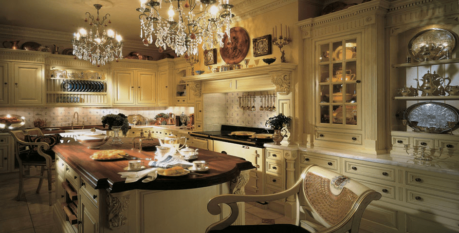 Which Clive Christian Gourmet Kitchen Do You Prefer