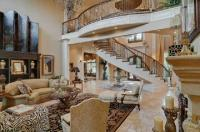 15,000 Square Foot Mansion In The Governors Club In ...