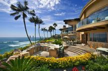 California Beach Mansions