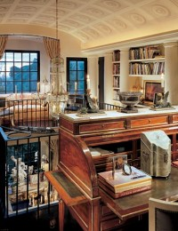 A Look At Some 2-Story Home Libraries | Homes of the Rich