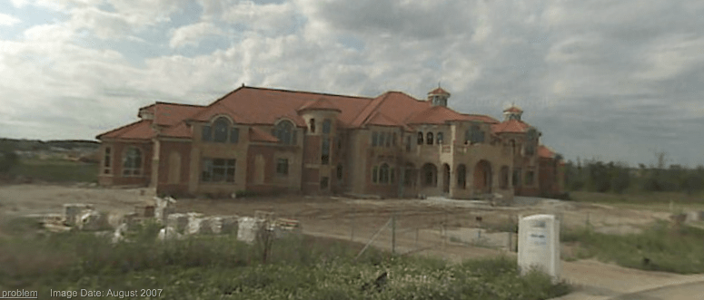 24000 Square Foot Unfinished Wisconsin Mega Mansion Sells For 900000  Homes of the Rich
