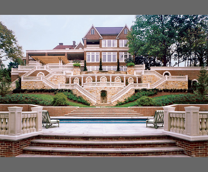 30000 Square Foot Georgian Revival Mega Mansion In Columbus Ohio  Homes of the Rich
