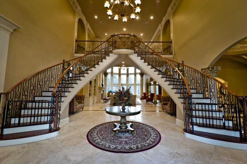 69 Million TraditionalMediterranean Mansion In Atlanta GA  Homes of the Rich