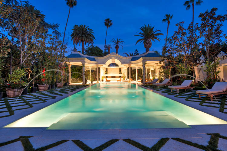 Mohamed Hadid Lists 48000 Square Foot Beverly Hills Mega