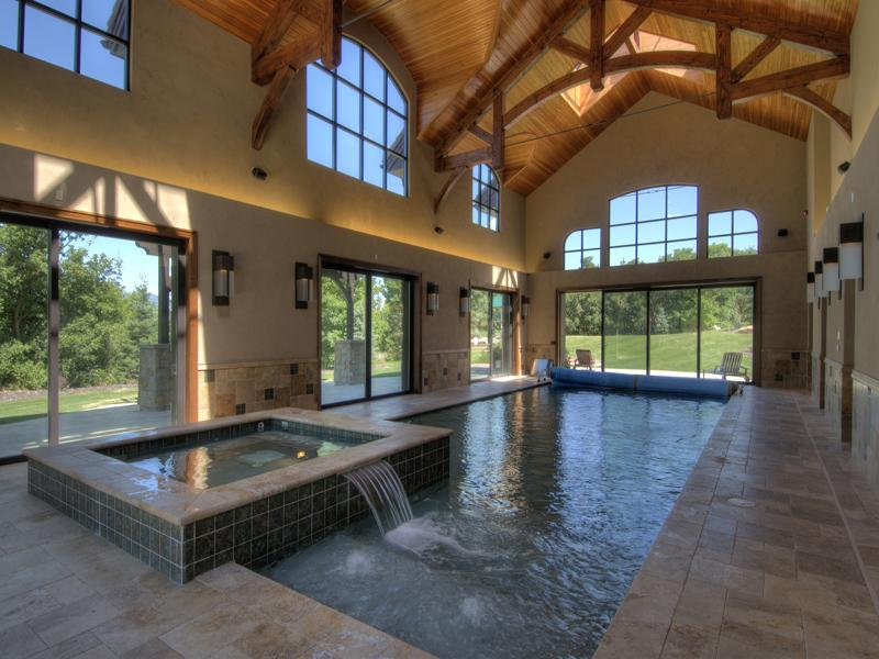 14700 Square Foot Utah Mansion On 26 Acres  Homes of the Rich