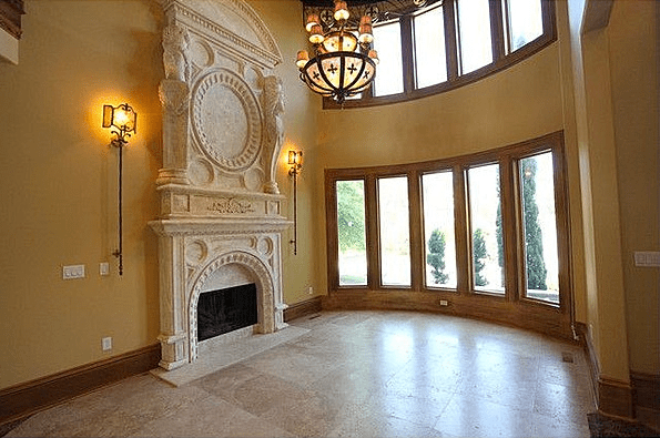 14 000 Square Foot Castle Esque Mansion In Little Rock Ar