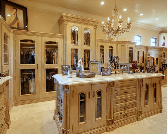 A Look At Some Master Closets From Houzzcom  Homes of