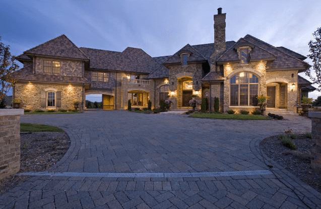 15000 Square Foot Mansion In Prior Lake MN  Homes of the Rich