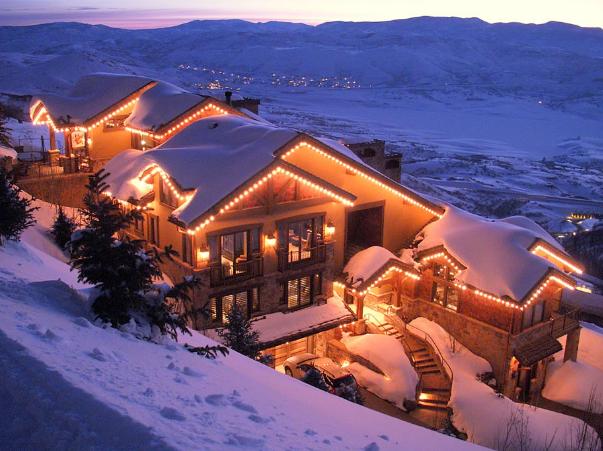 Casa Nova  A 159 Million Ski Resort Mansion In Park