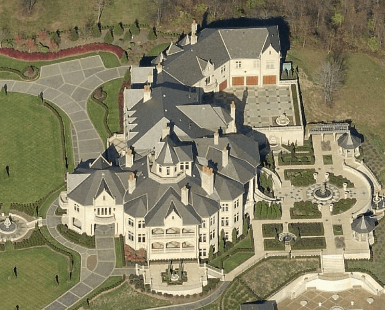Updated Birds Eye View Of 40000 Square Foot Pennsylvania