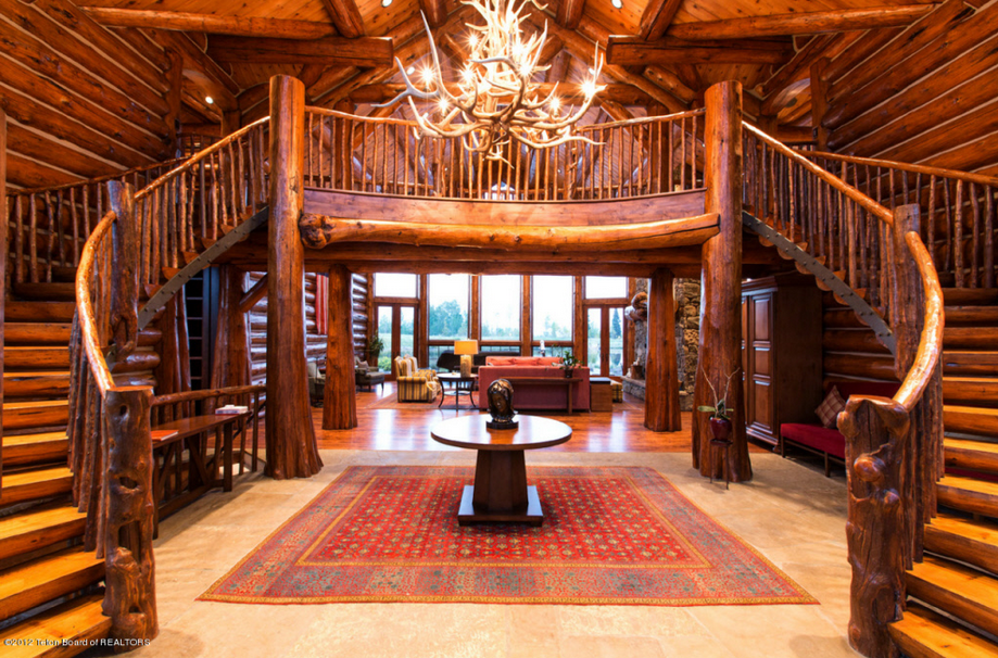 37 Million 118 Acre Estate In Jackson WY  Homes of the Rich