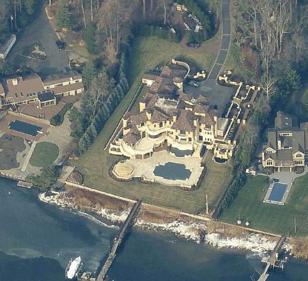 16000 Square Foot Waterfront Mansion In Rumson NJ Shown