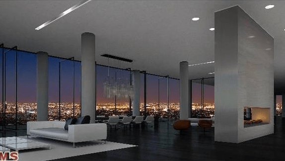 25000 Square Foot Penthouse In Los Angeles On The Market