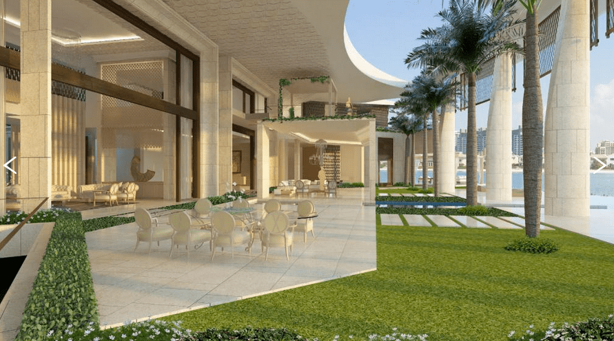 Amazing ModernContemporary Mansion In Dubai  Homes of