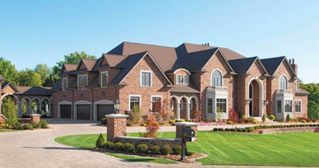 32000 Square Foot Newly Built Mega Mansion In Canfield