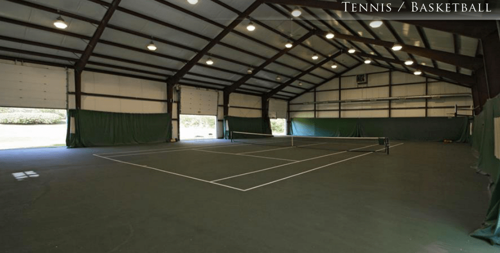 45 Million Estate In Carmel IN With Indoor Tennis Court