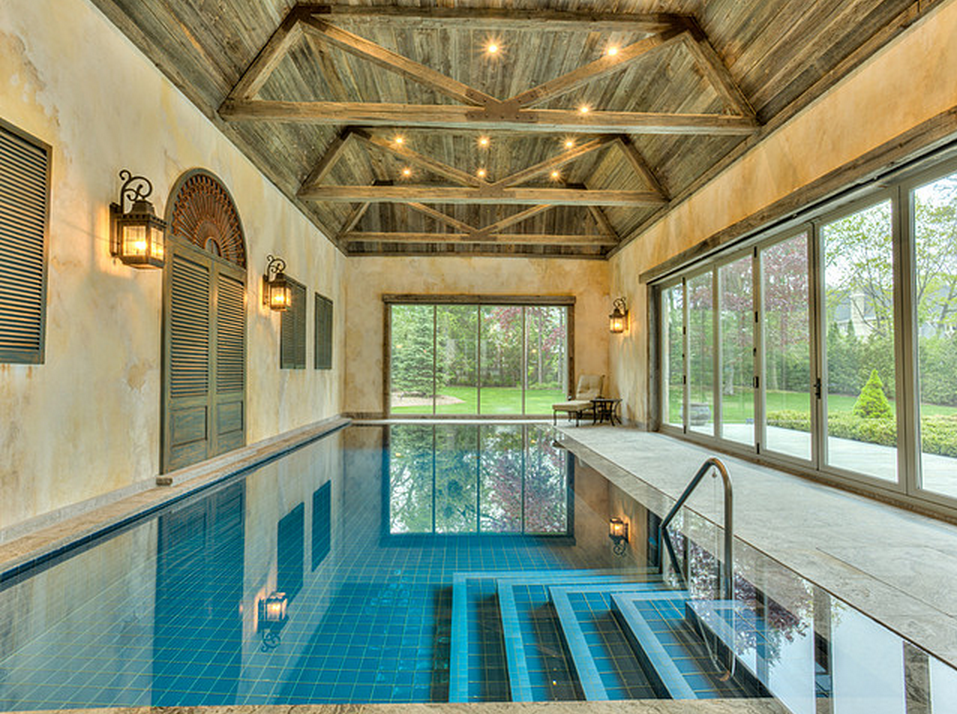 148 Million Newly Built French Inspired Mansion In