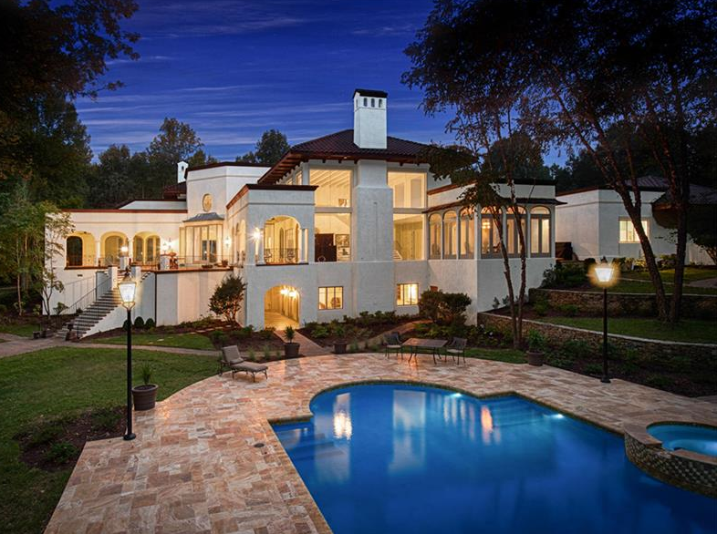 14000 Square Foot Mansion In Charlotte NC  Homes of the