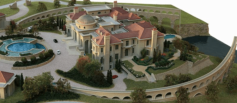 Palazzo Steyn  South Africas Most Expensive  Lavish