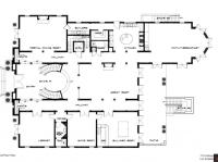 Neoclassical Mansion Floor Plans