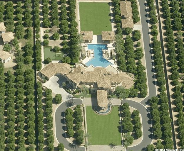5 Million 11000 Square Foot Mansion In Mesa AZ  Homes