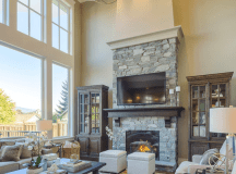 2-Story Great Rooms | Homes of the Rich