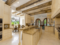 Billionaire Alki David Lists Italian Inspired Mansion In ...