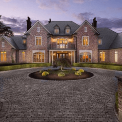 Brick Floor Kitchen Faucets On Sale $2.9 Million Mansion In Avon, Ct | Homes Of The Rich