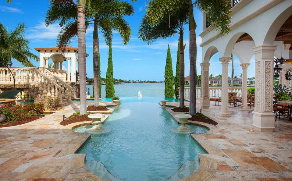 Villa Venezia  A 99 Million Mediterranean Waterfront