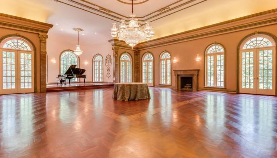 15000 Square Foot Mansion In McLean VA With Stunning