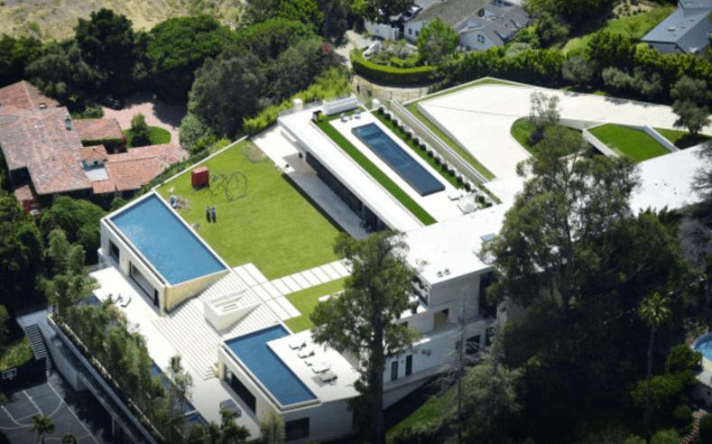 Beyonce  JayZ Buy Bel Air Mega Mansion For 88 Million