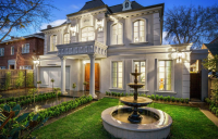 French Style Home In Victoria, Australia (FLOOR PLANS