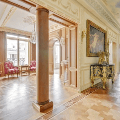Beautiful Formal Living Rooms Pc Gaming Room Tv Apartment In Paris, France | Homes Of The Rich